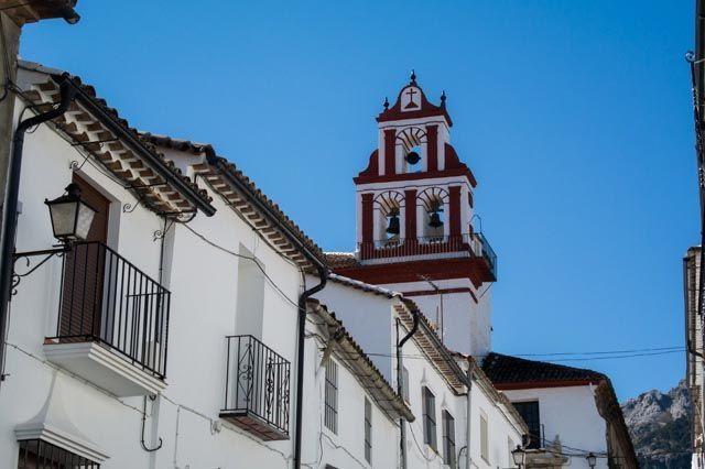 Church of San Jose in Grazalema