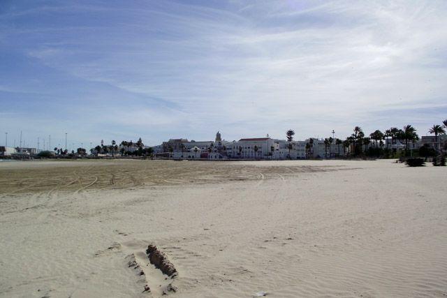 Playa de El Rompidillo / El Chorrillo
