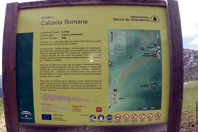 Roman Roads in Benaocaz