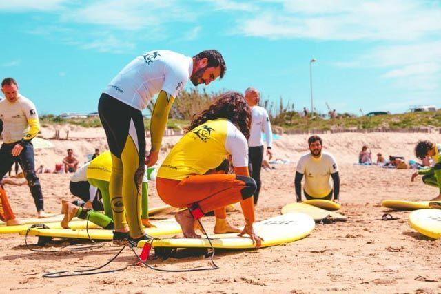 El Palmar Surf ®School