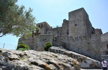 Castle of Castellar de la Frontera