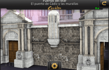 A walk around Cadiz – Guideo App