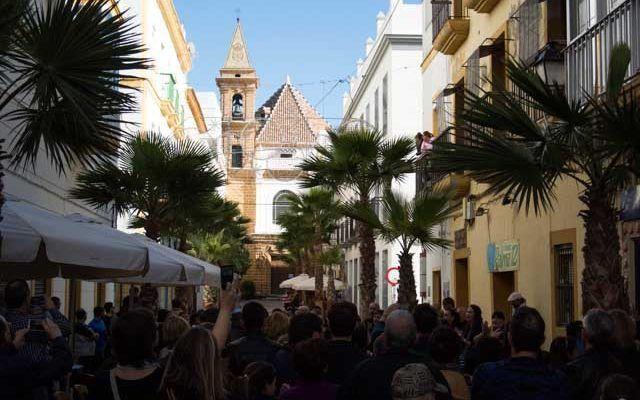 Virgen de la Palma Street