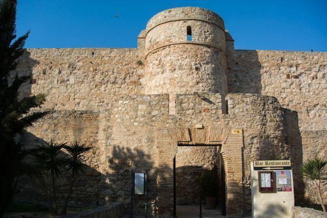 Castle of Santiago