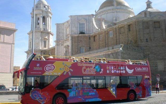 City Sightseeing Cádiz