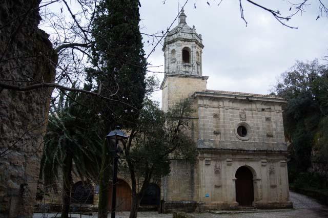Convent of Caños Santos