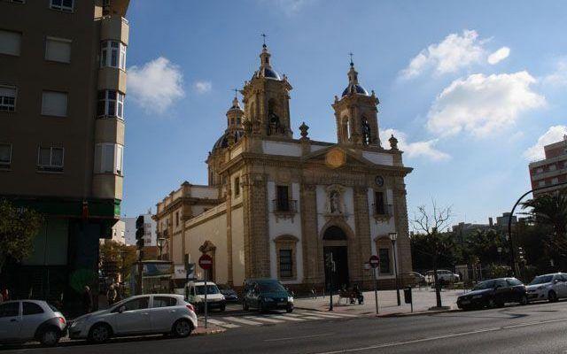 Church of San José in Cadiz