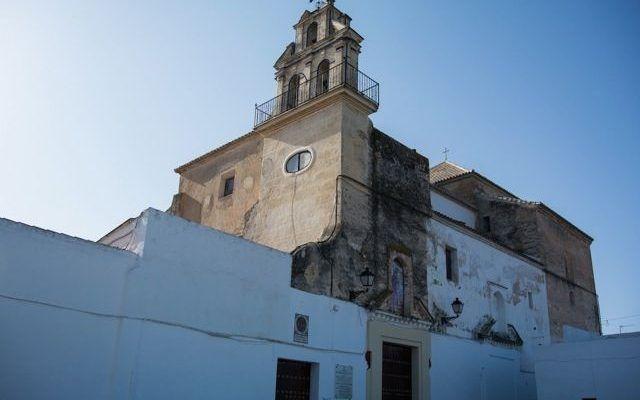 Church of San Agustín in Arcos