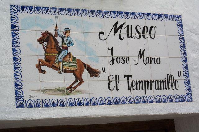 José María El Tempranillo Museum