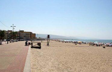 Playa de Nuestra Señora del Carmen in Barbate