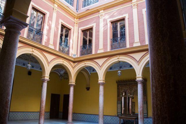Palacio de Orleans-Borbón