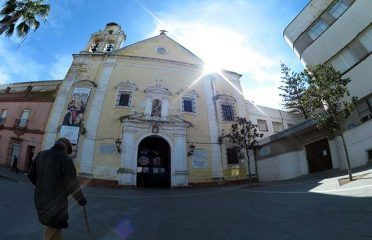Church of Nuestra Señora del Carmen in San Fernando