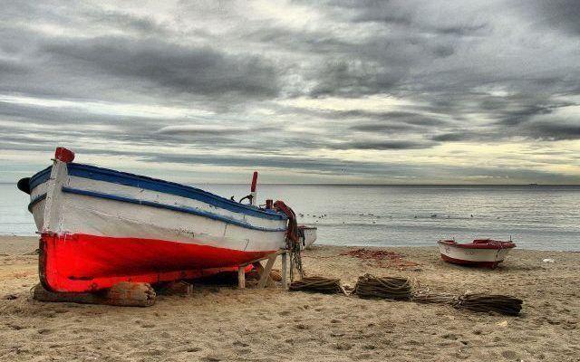 Playa de La Atunara