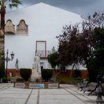 Plaza del emigrante Alcalá del Valle
