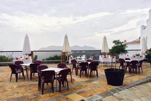Restaurante Nazarí