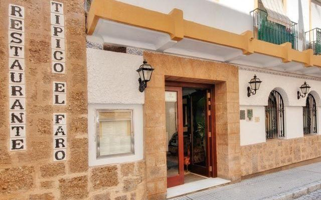 Restaurante El Faro de Cadiz