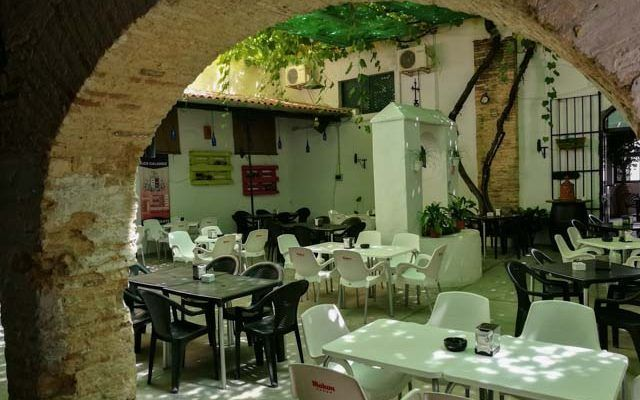 Restaurante Patio Los Galanes