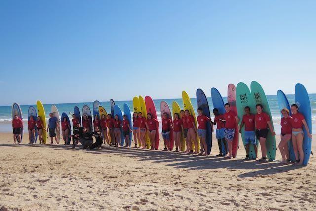 South Coast Surf School & Camp