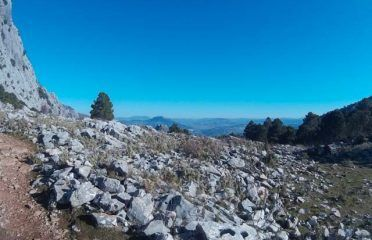El Torreón – Grazalema Route