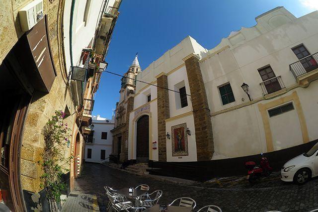 Church of Santa Maria in Cadiz