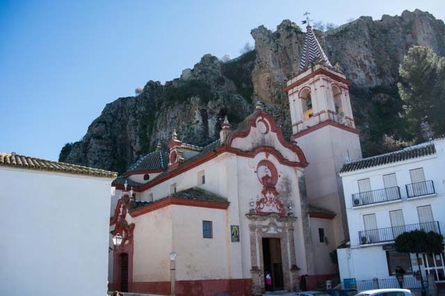 The Church of Santa María de la Mesa is a great work of architecture.