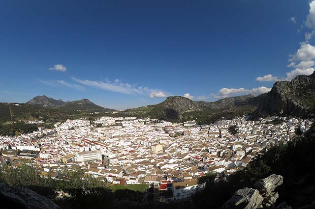Ubrique is a beautiful white village of the province of Cadiz, known for its leather industry.