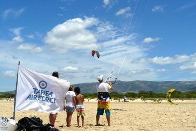 Windsurf is one of the most interesting water sports to practise in Tarifa.