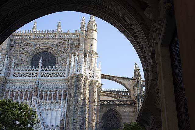 decor Catedral de Sevilla