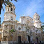 Catedral de Cadiz frontal entrada