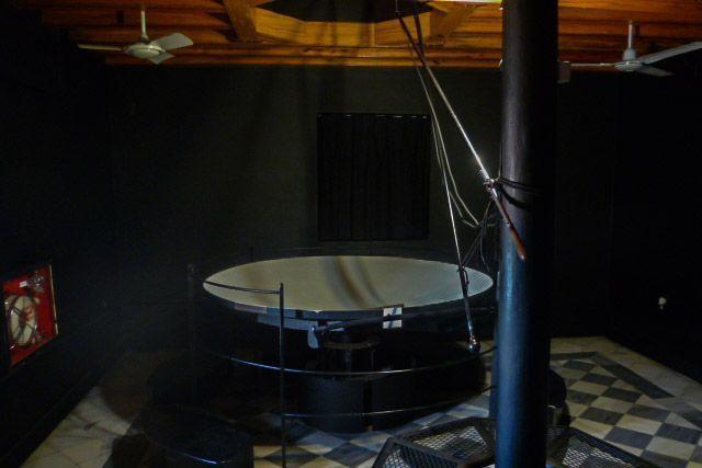 Torre Tavira – Camera Obscura