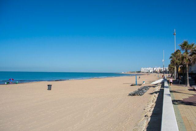 Y por supuesto las playas de Rota