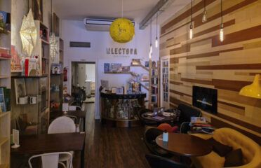 La Lectora Cafetería Literaria
