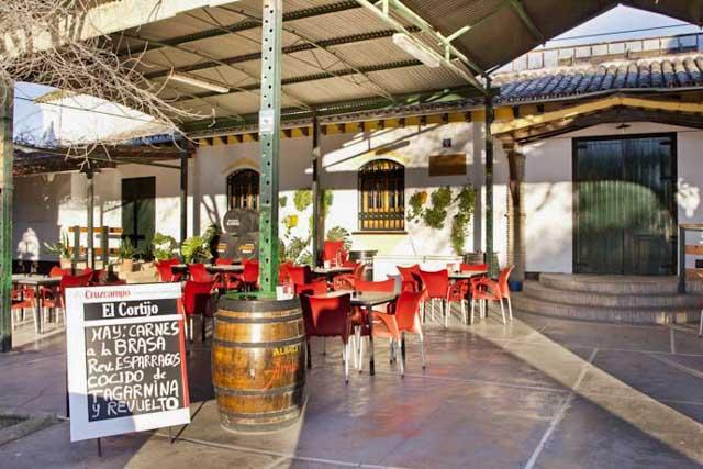 Venta Restaurante El Cortijo