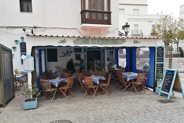 Restaurante Geko