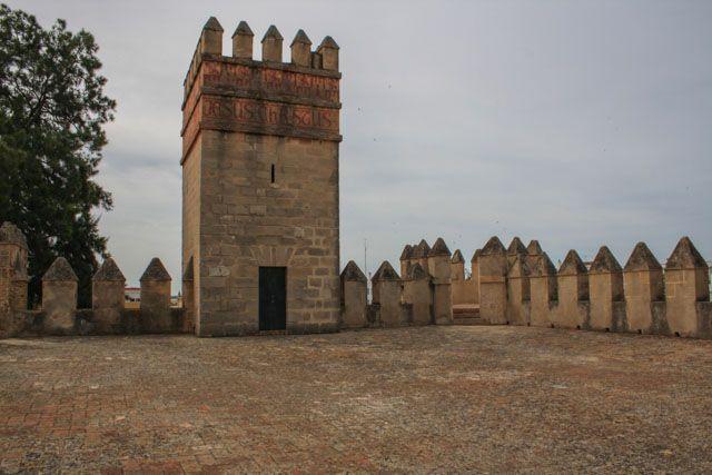 Castle of San Marcos and Bodega Caballero