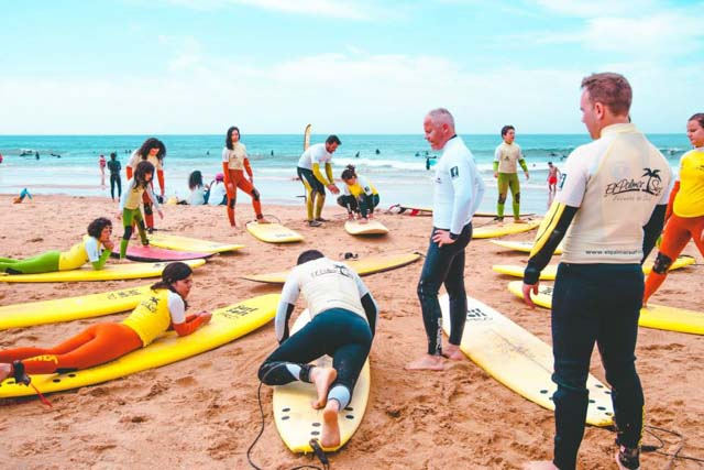 El Palmar Surf ® School