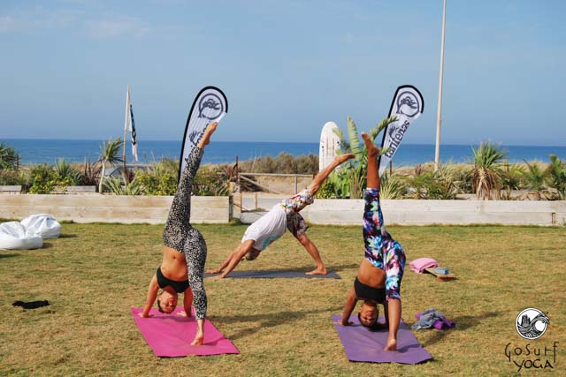 GoSurf and Yoga