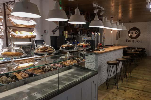 Monkey Bakery Cafe