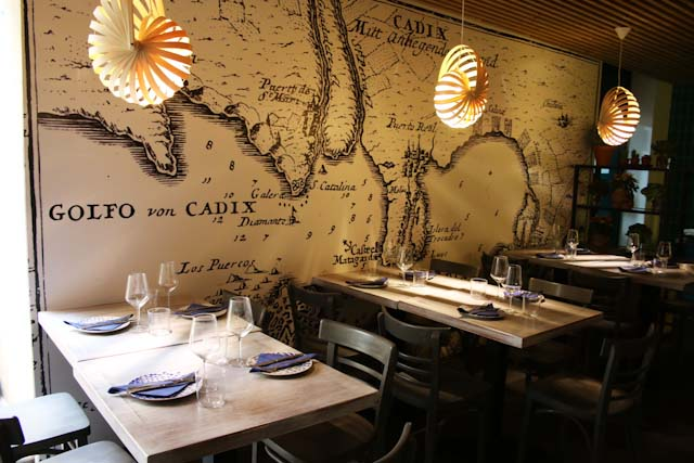 Restaurante Puerto Escondido