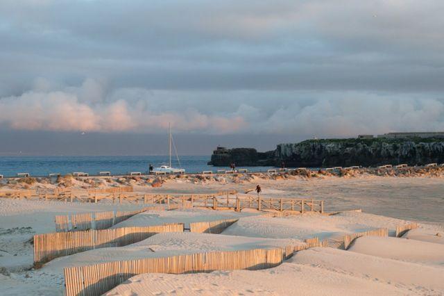 Playa Chica, en Tarifa, es el spot de kitesurf ideal para expertos en este deporte.