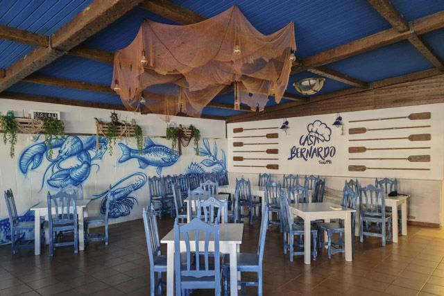 Marisquería Casa Bernardo