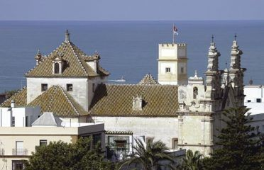 Church of El Carmen in Cadiz