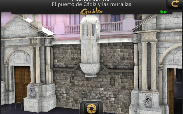 A walk around Cadiz – Guideo App