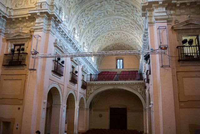 La Merced Auditorium Top Theatre In Andalusia Tudestino 2020