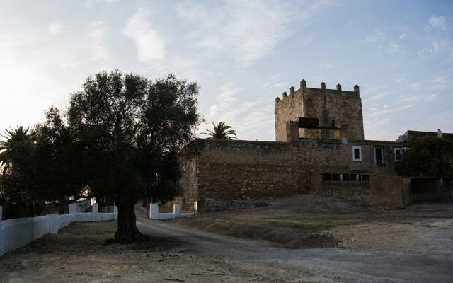 Castle and Thermal Baths of Gigonza