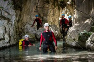 Discovery 8, rafting tours