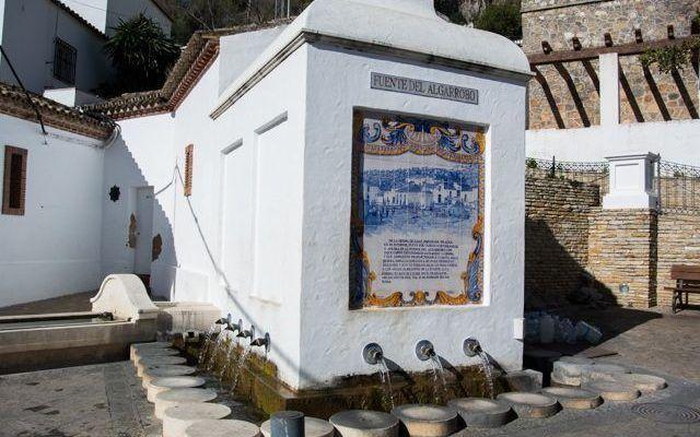 Fountains of Algodonales