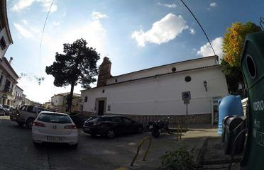 Santa Maria de Guadalupe Parish Church in El Bosque