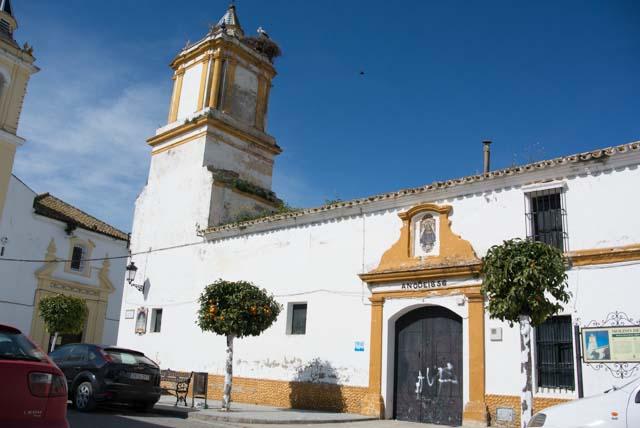 Molino de Sire Puerto Serrano