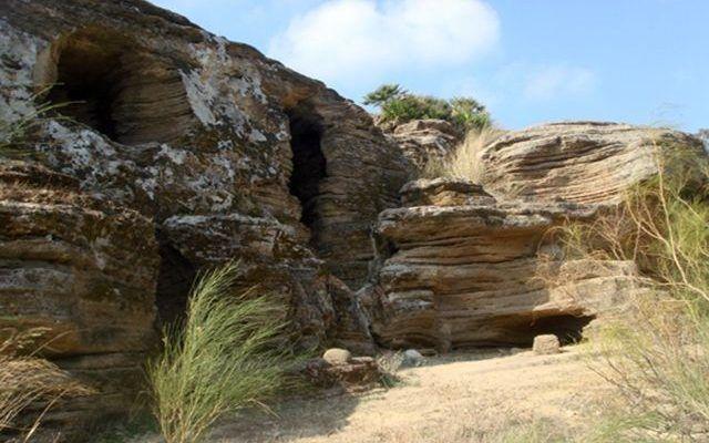 Los Algarbes Necropolis
